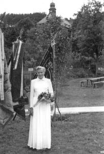 1955 Fahnenweihe 3