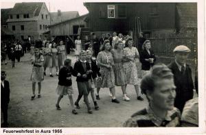 Feuerwehrfest 1955 02 (2)