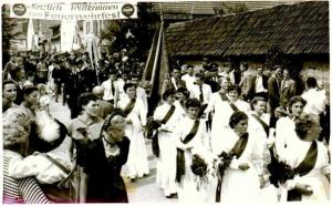 Feuerwehrfest 1955 03 (2)