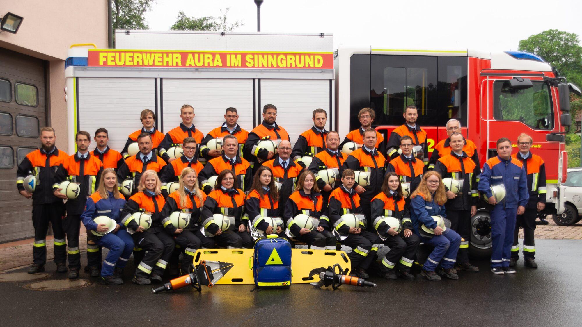 Freiwillige Feuerwehr Aura e. V.